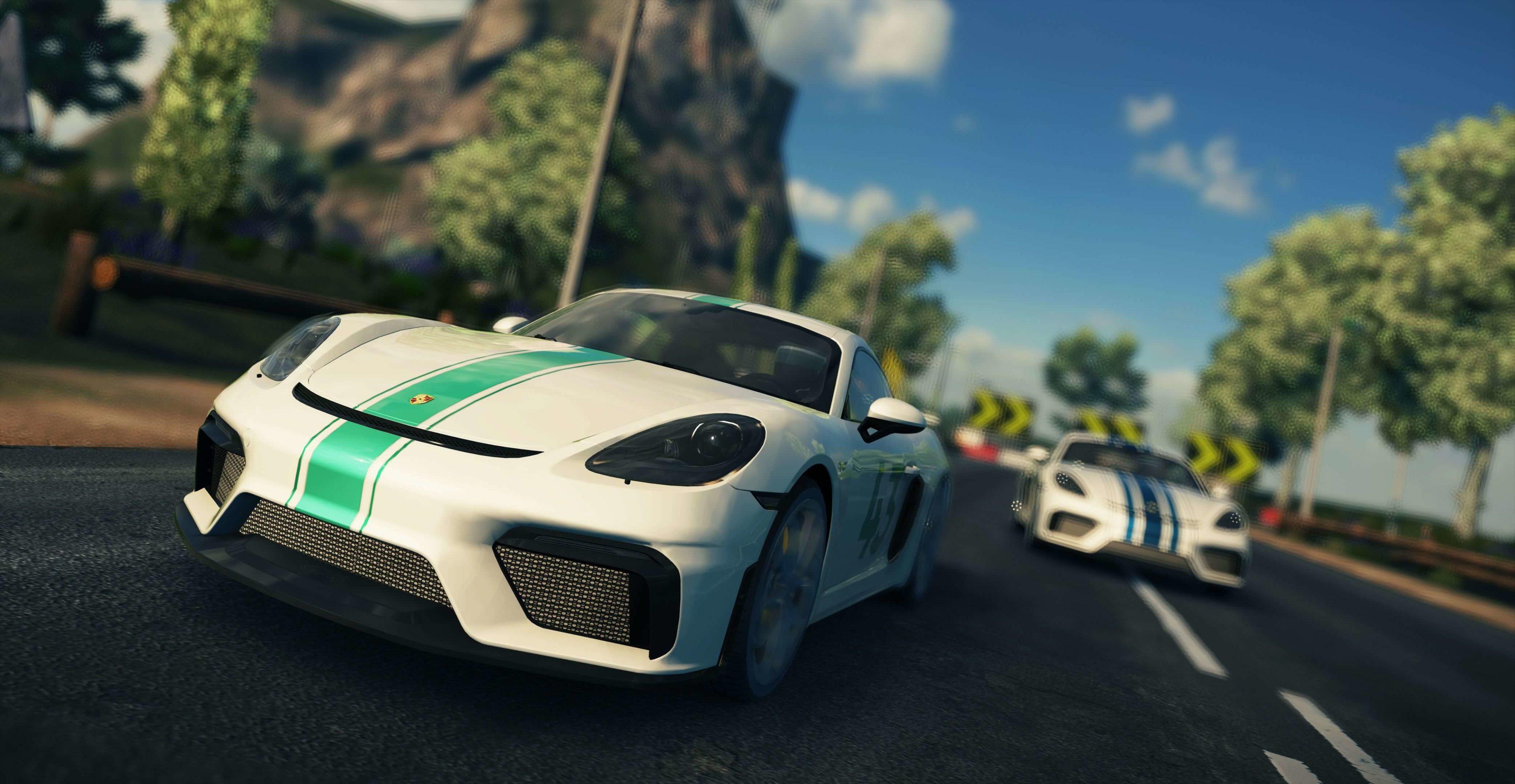 Gear.Club Unlimited 2 Porsche Edition Switch