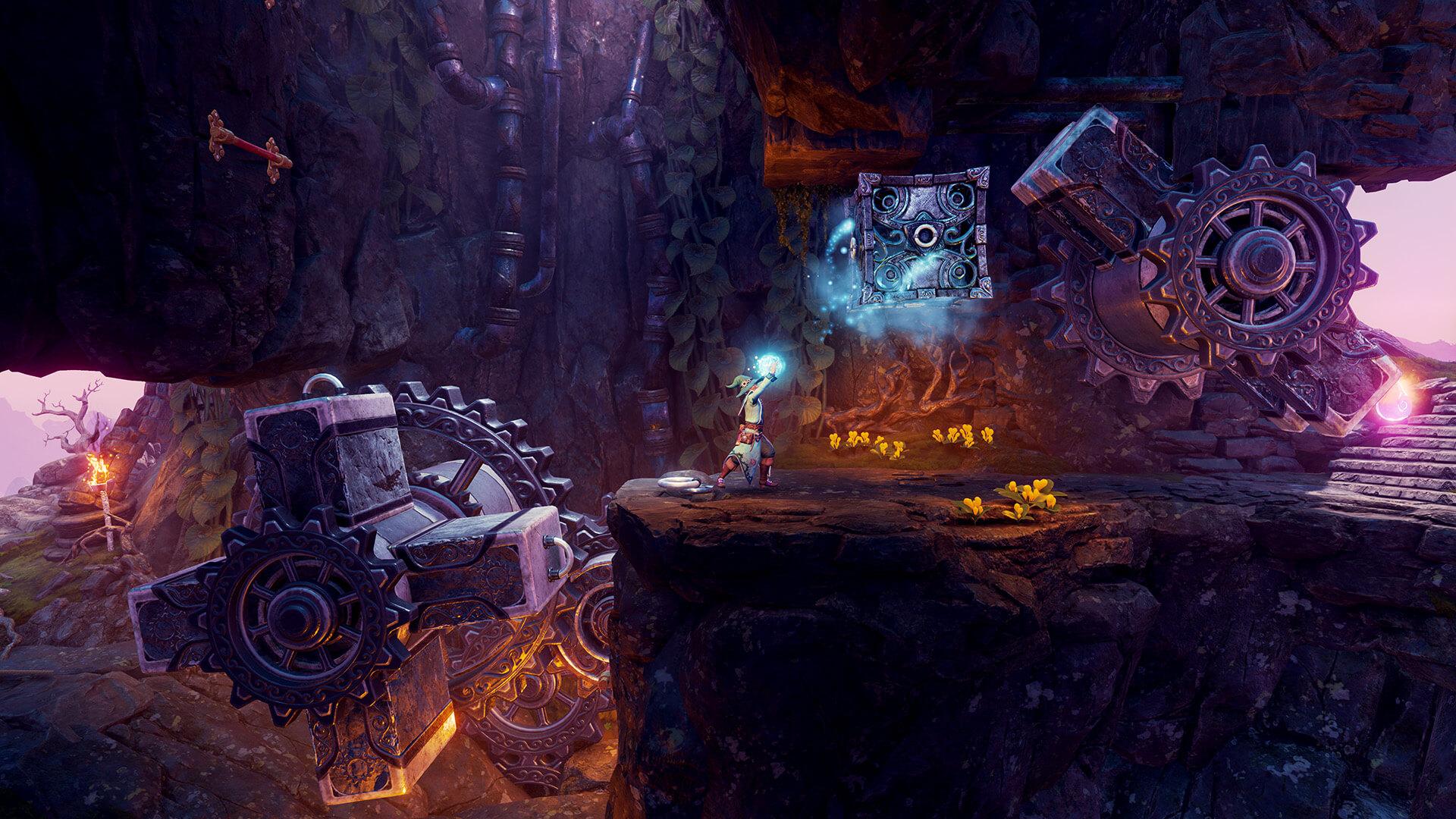 Trine 4 screenshot