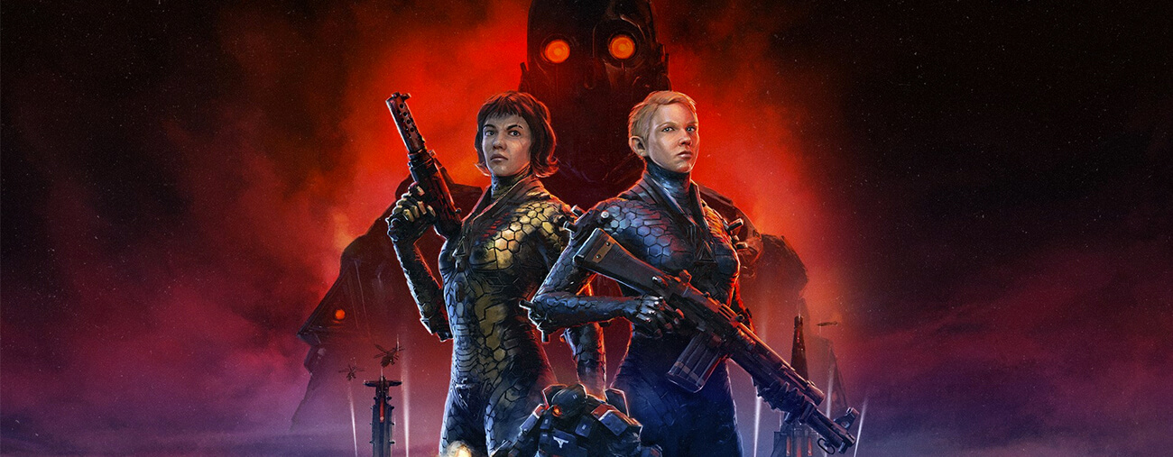 Wolfenstein Youngblood Nintendo Switch test review