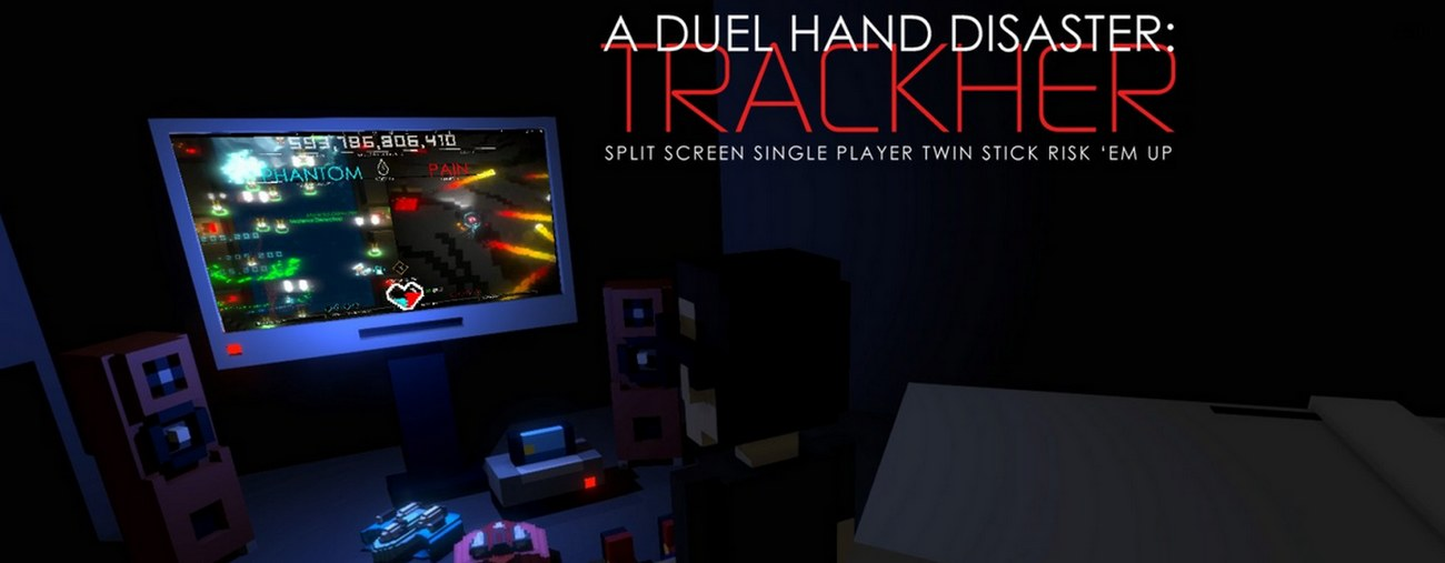 a duel hand disaster: trackher nintendo switch