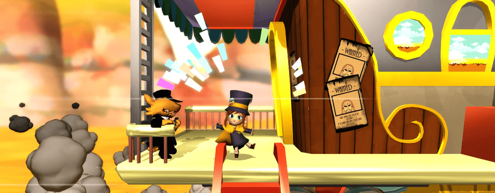 A Hat in Time : date de sortie Switch