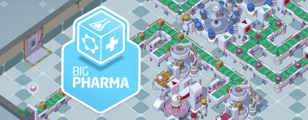 big pharma jeu switch