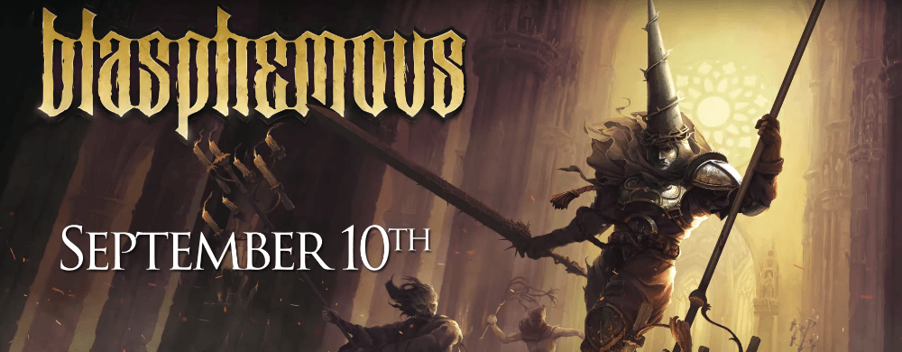 Blasphemous obtient une date de sortie sur Switch