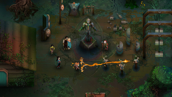 Children Of Morta : la magie
