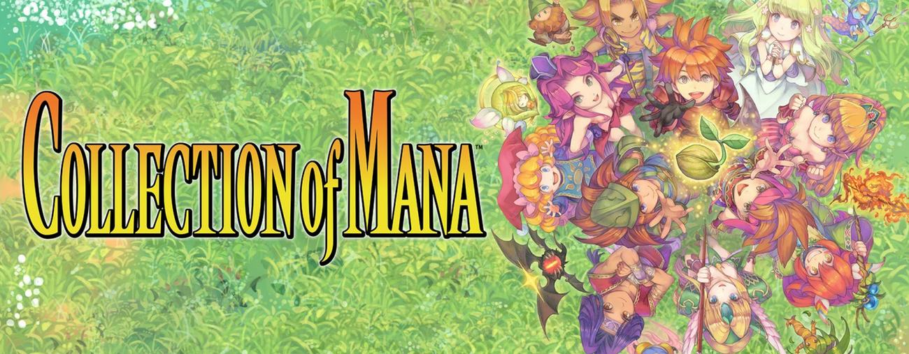 collection of mana switch nintendo physique