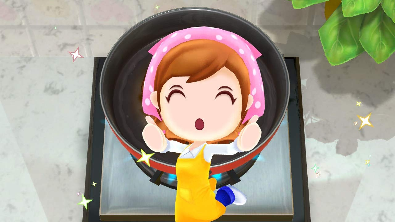 cooking mama: cookstar switch 2