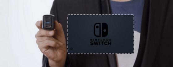 danger docks portables chargeurs tiers nintendo switch