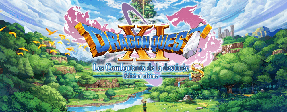 dragon quest xi s les combattants de la destinée nintendo switch