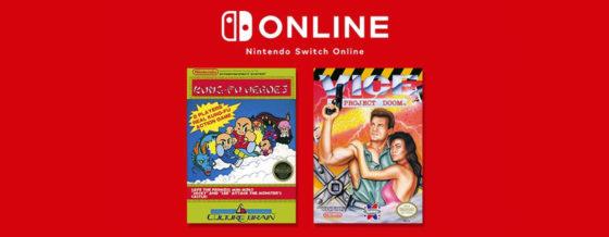 jeux NES Switch aout