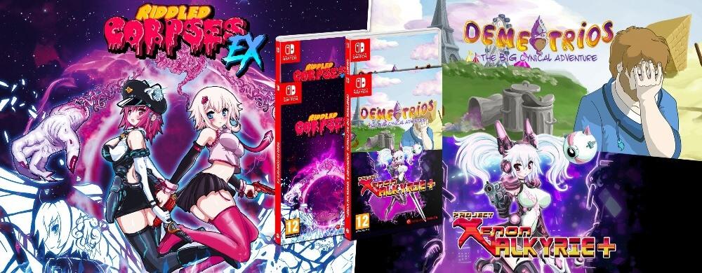 Red Art Games édite trois jeux de Cowcat