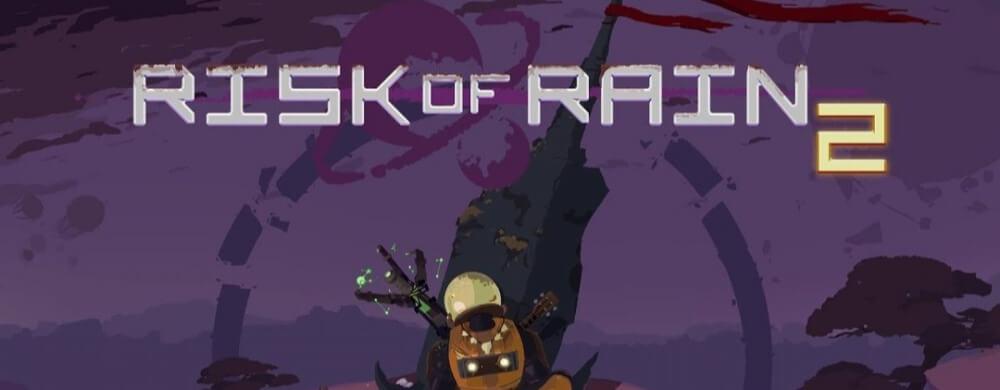 Risk of Rain 2 : version boîte