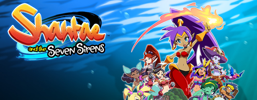 shantae and the seven sirens shantae 5 switch