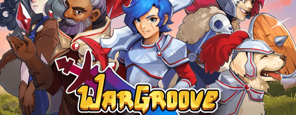 WarGroove en version physique