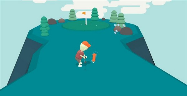 what the golf indie world switch 2