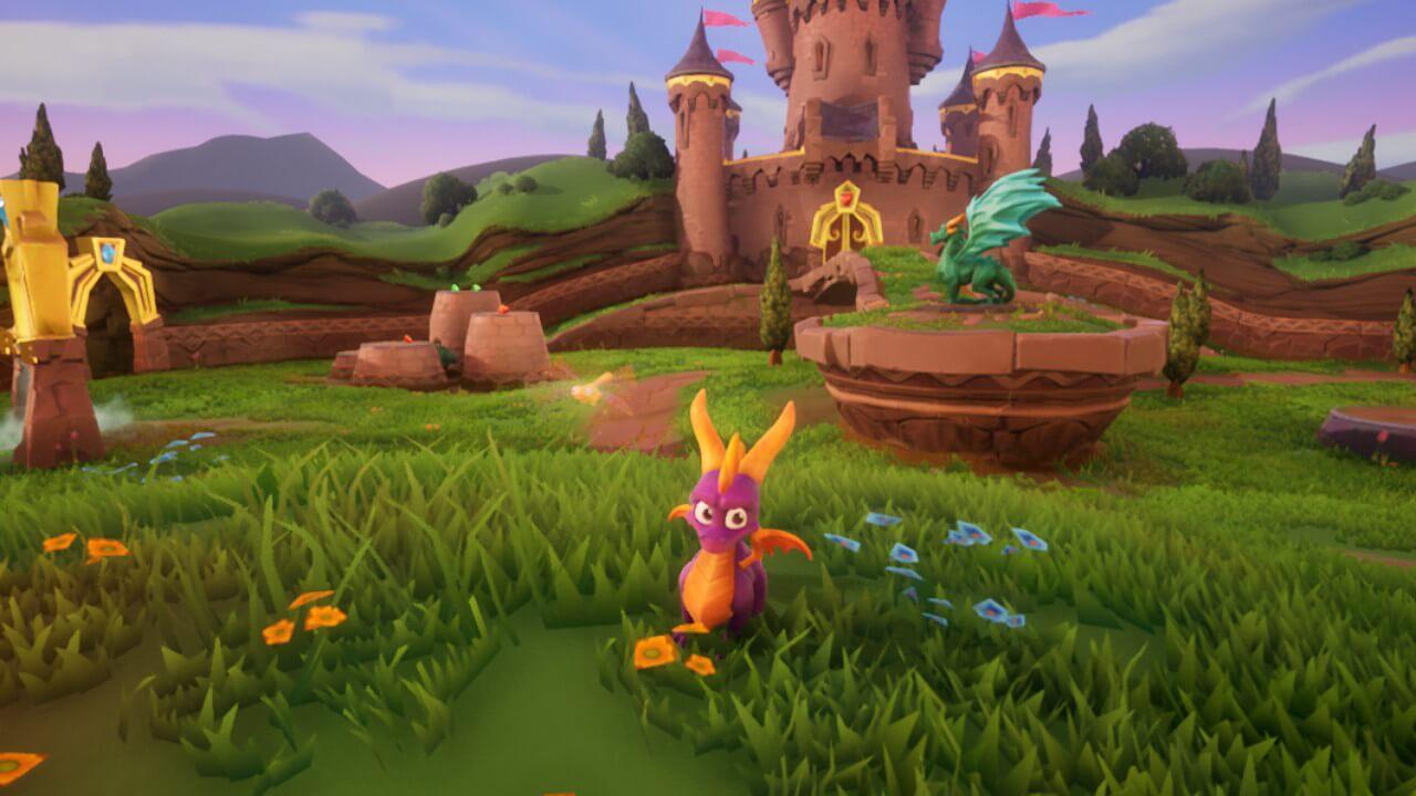 Spyro : Monde des artisans