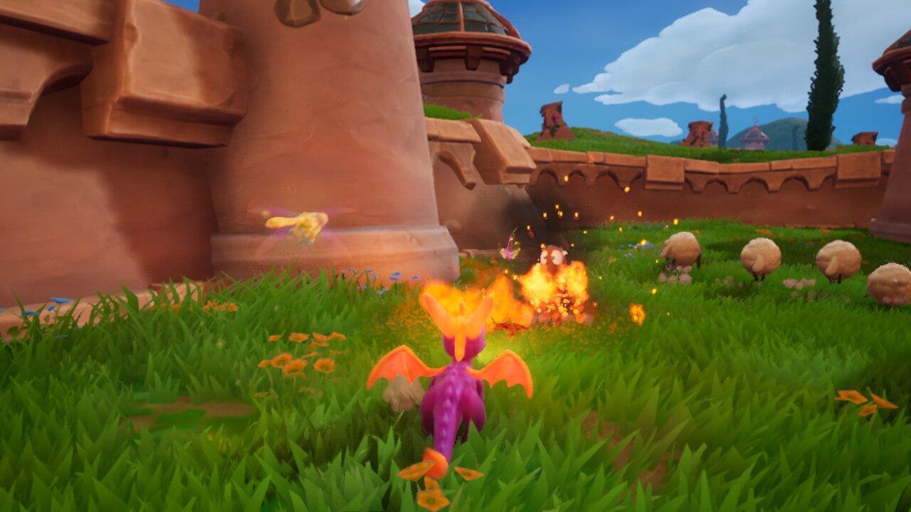 Spyro : Plaine
