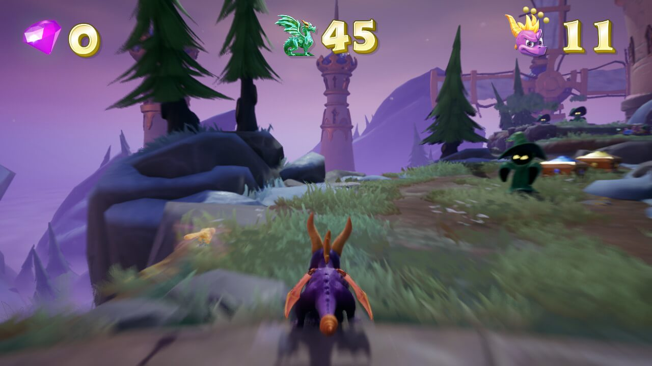 Spyro : charge