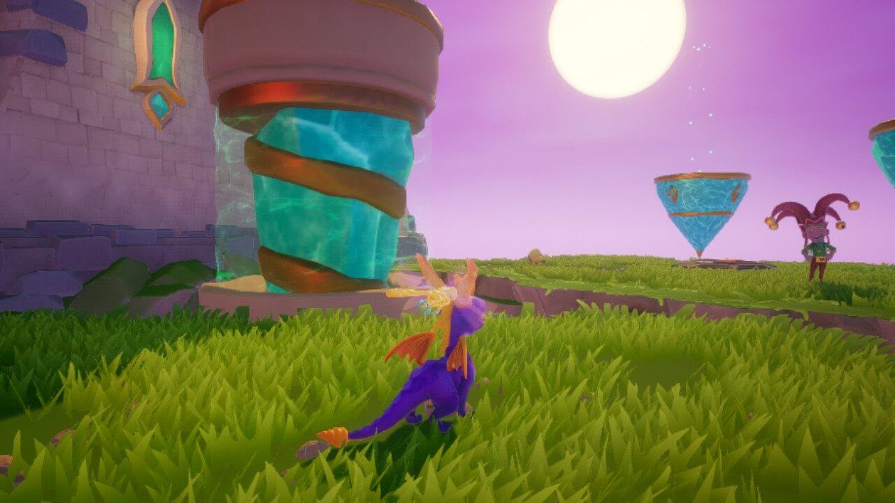 Spyro : monde des magiciens