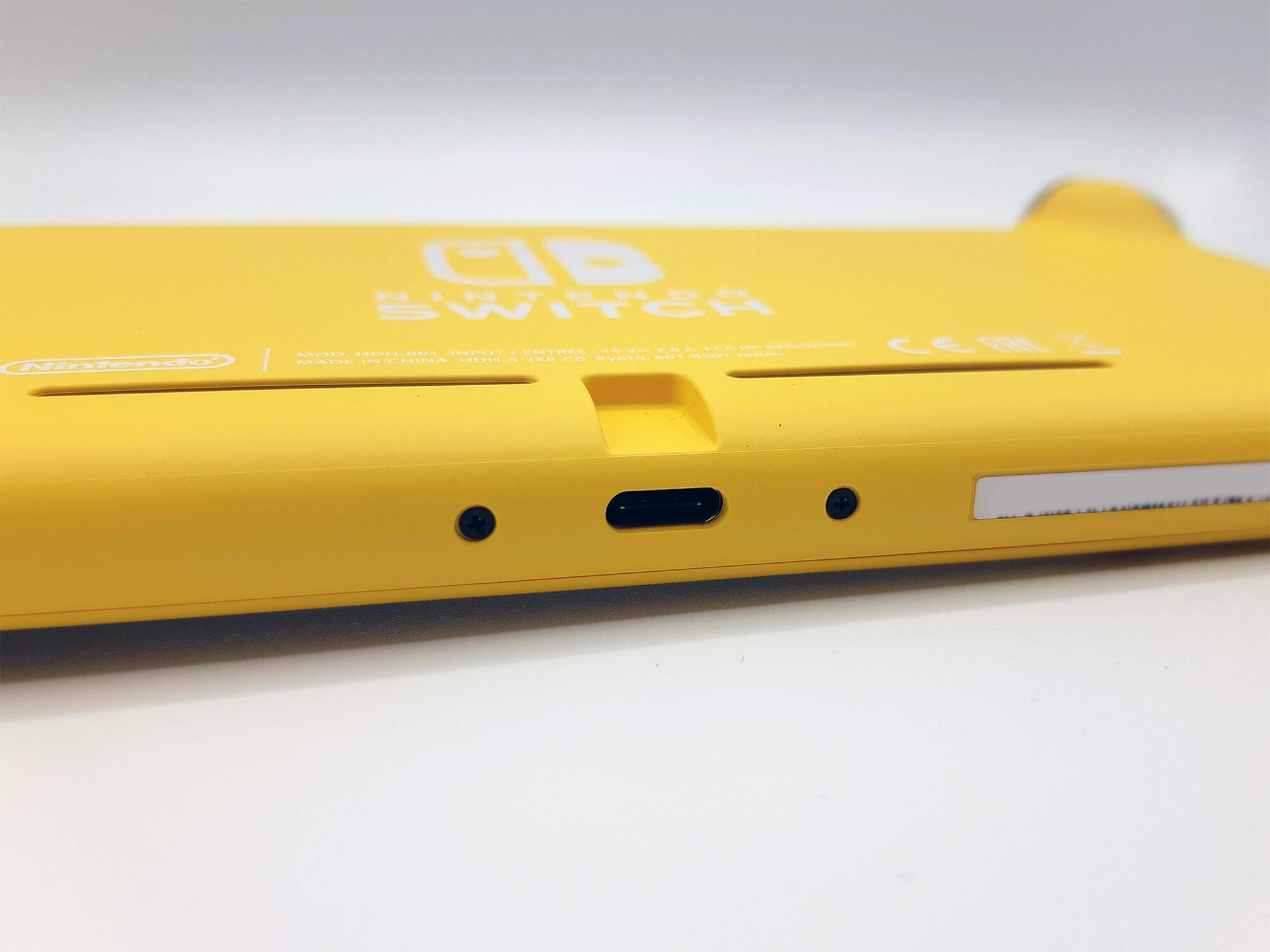 Test Nintendo Switch Lite