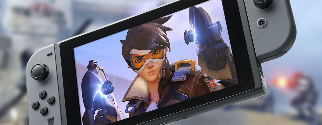 overwatch nintendo switch