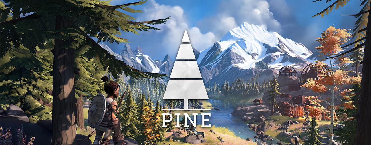 Pine open world Nintendo Switch
