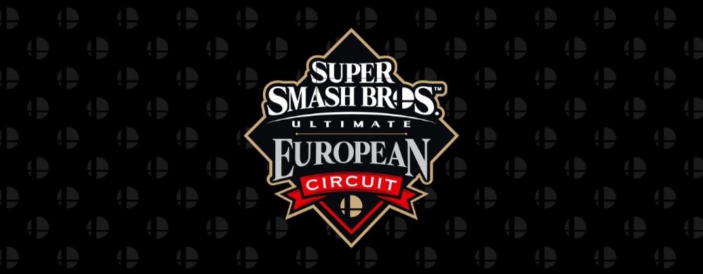 Smash Bros Ultimate European Circuit annonce