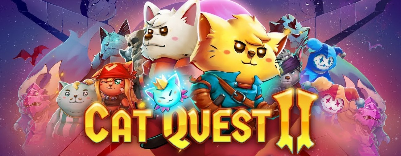 cat quest II cat quest 2 nouveautés switch