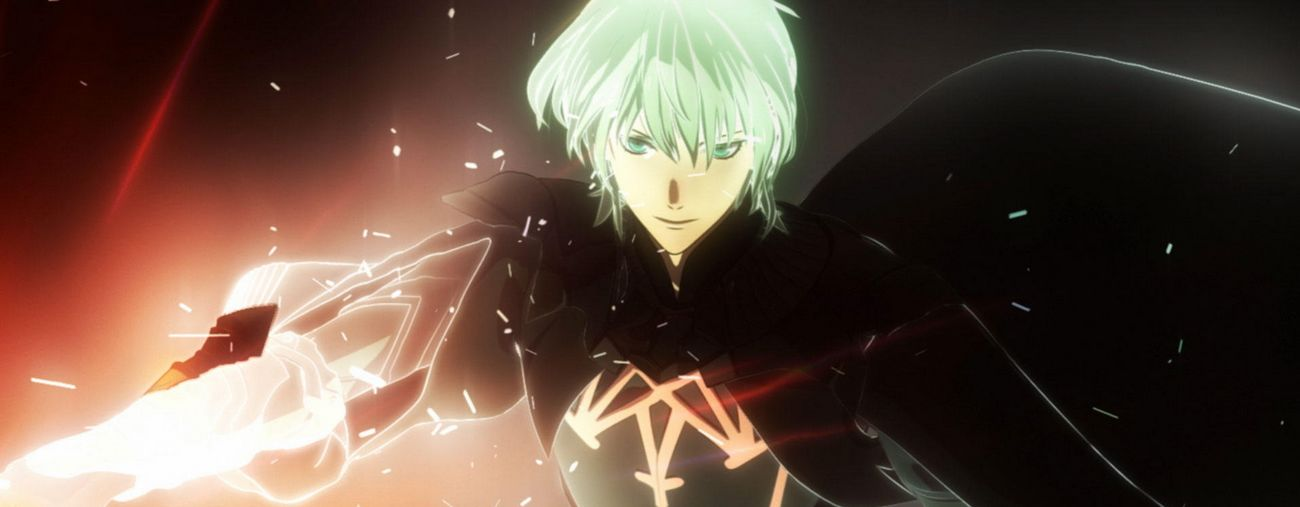 fire emblem three houses byleth changement de voix