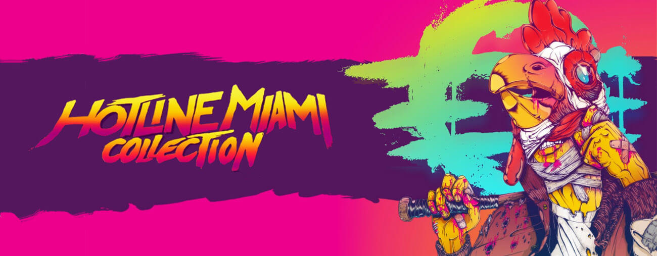 Hotline Miami collection cover