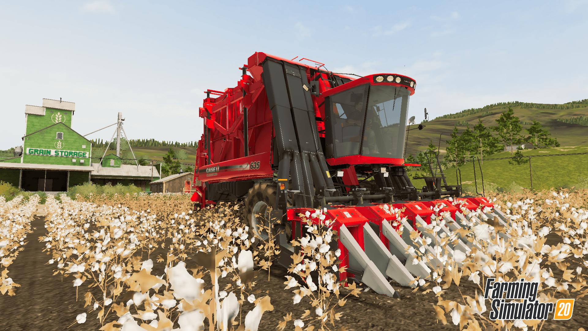 Farming Simulator 20 Nintendo Switch