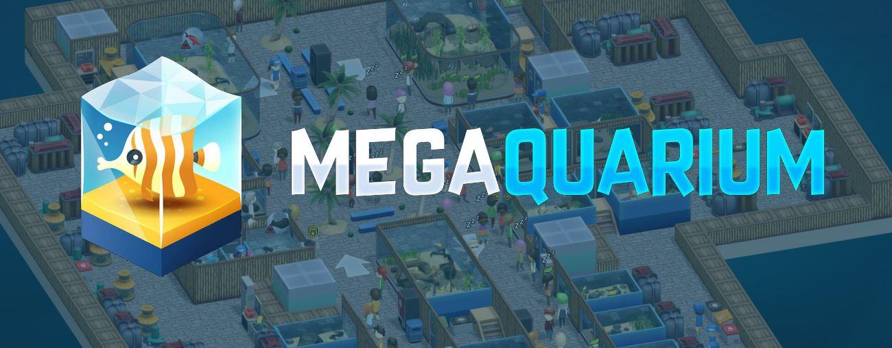 megaquarium nintendo switch