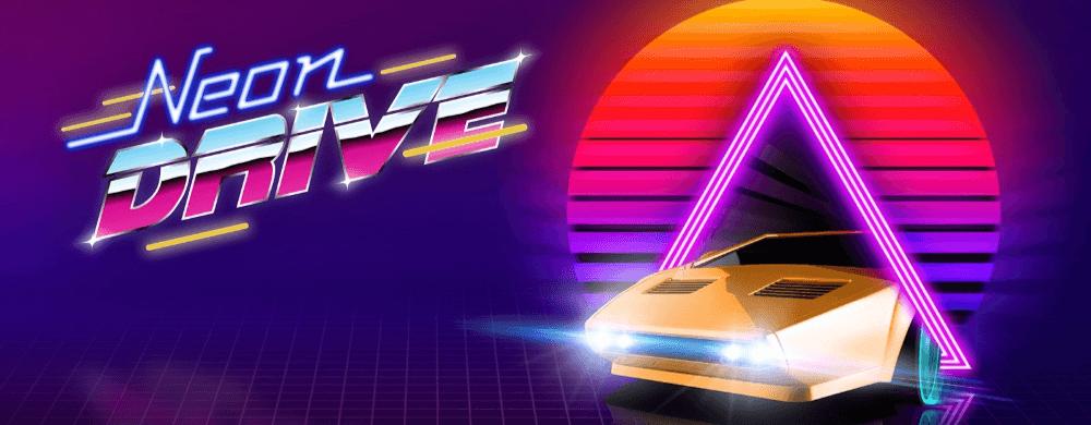 Neon Drive sur l'eShop