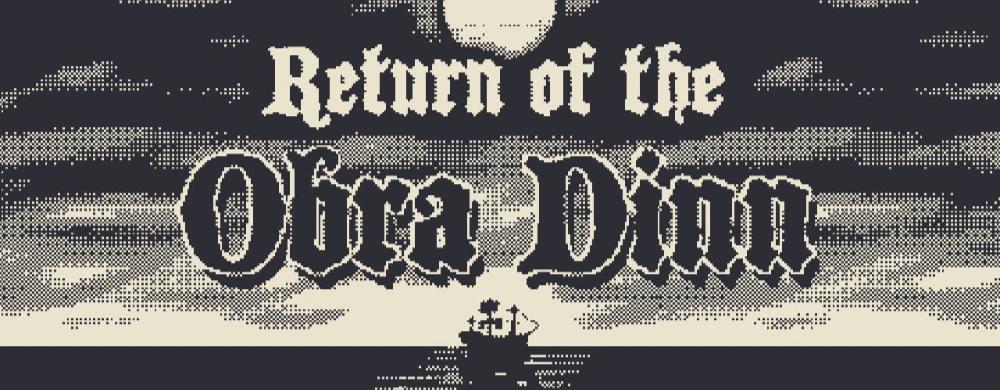 Return of the Obra Dinn sur Nintendo Switch