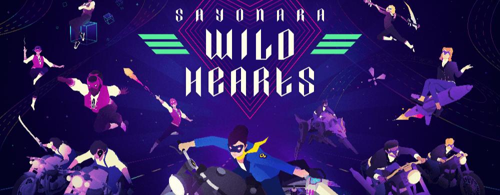 Sayonara Wild Hearts date de sortie