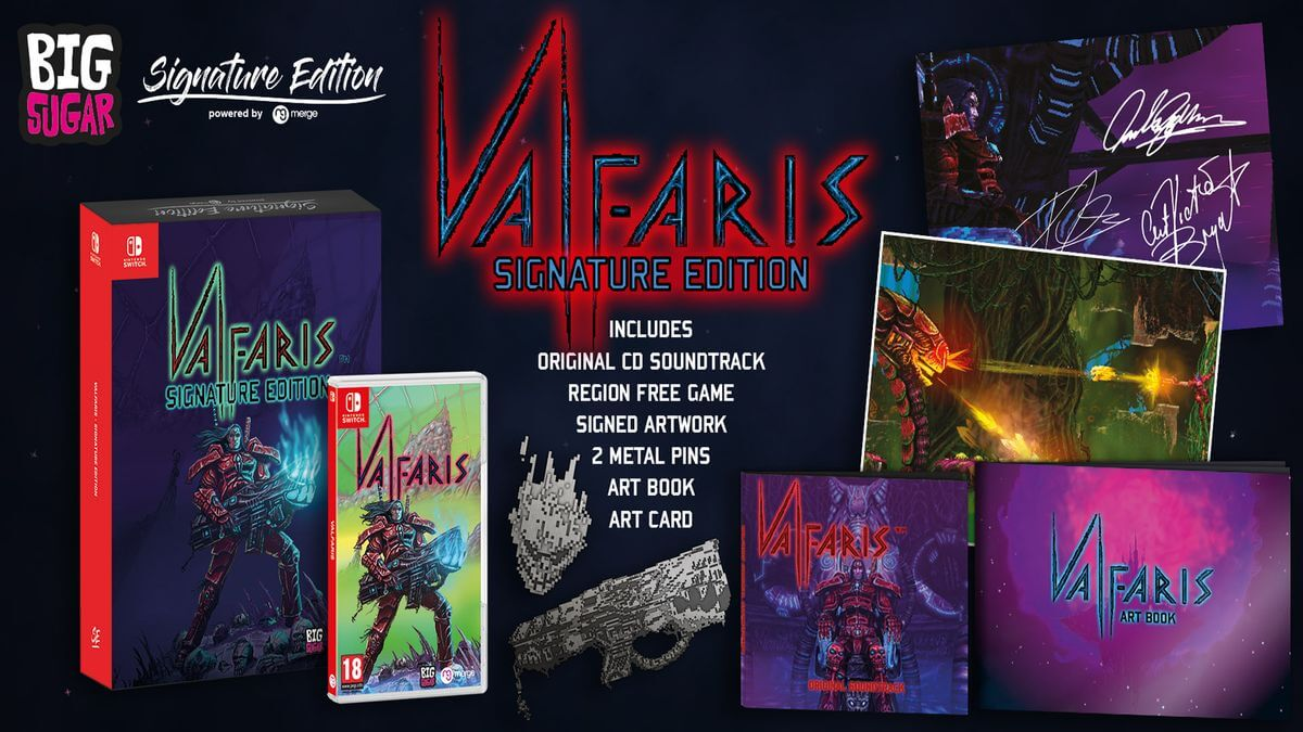 Valfaris : Signature Edition