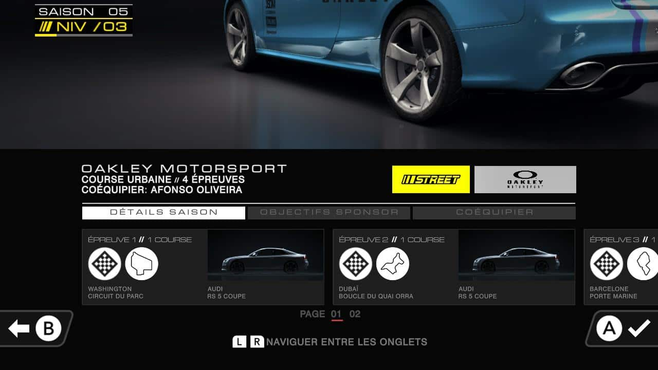 GRID Autosport Nintendo Switch test