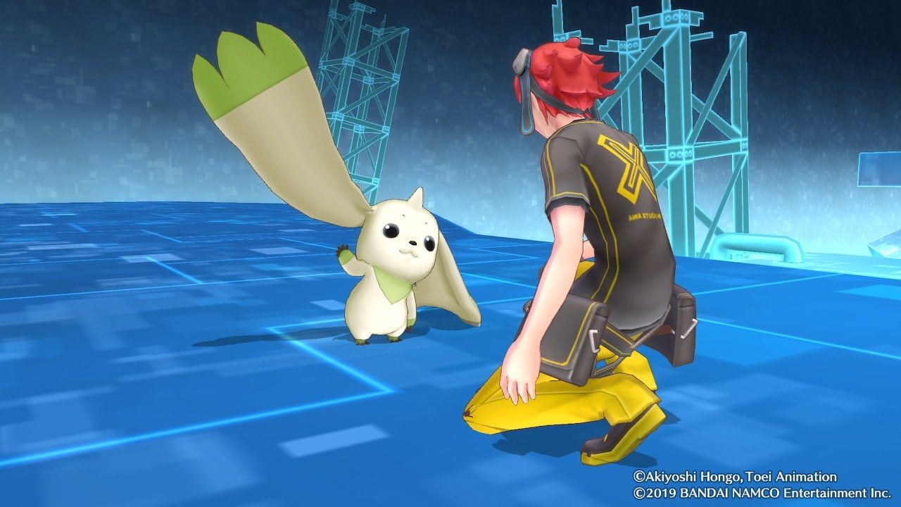 digimon story: cyber sleuth switch test 2
