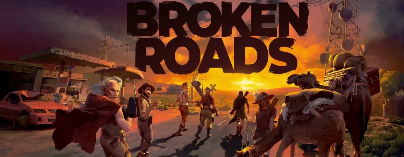 broken roads nintendo switch