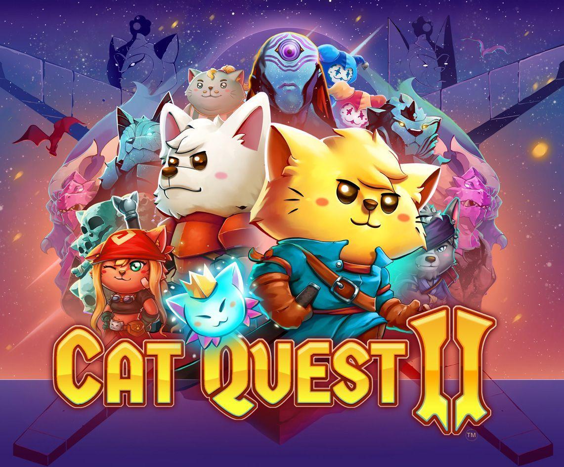Cat Quest II Nintendo Switch