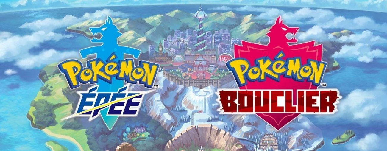 pokémon épée et bouclier game freak