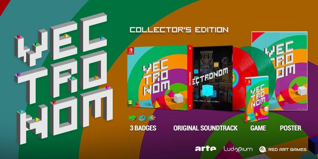 Vectronom : la version collector