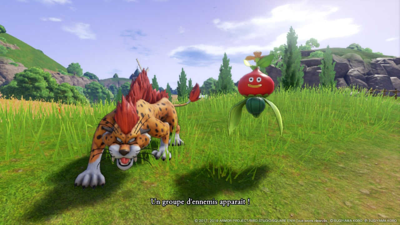 Dragon Quest XI test Nintendo Switch