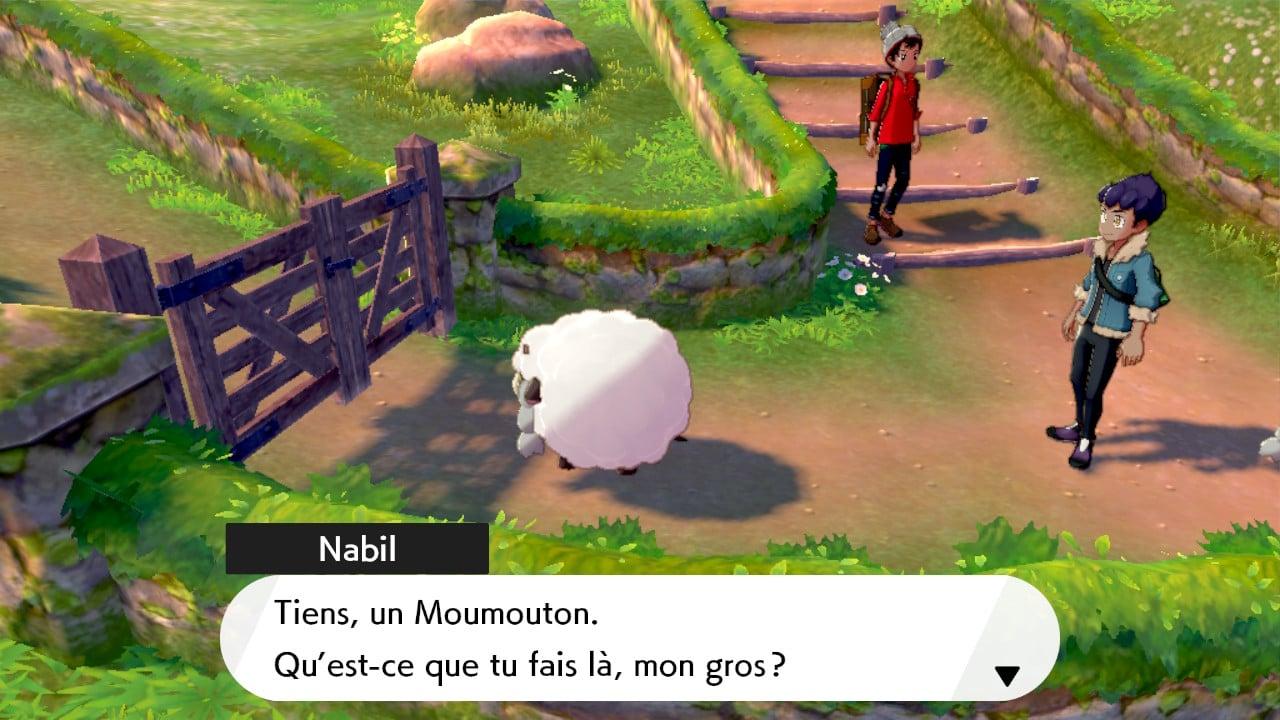 Moumouton