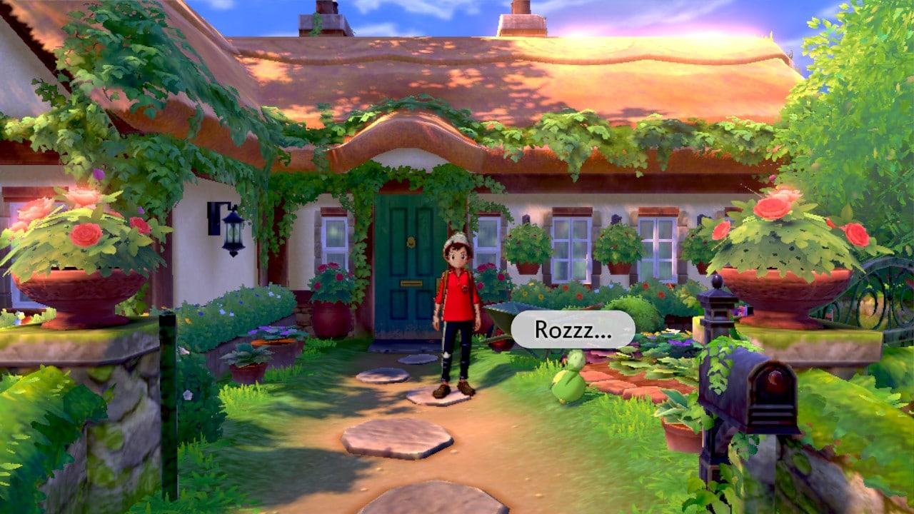 Pokémon Ville de Départ