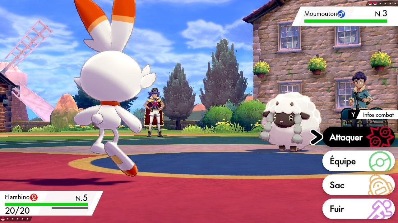 Pokémon Combat 5
