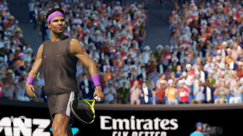 AO Tennis Nintendo Switch