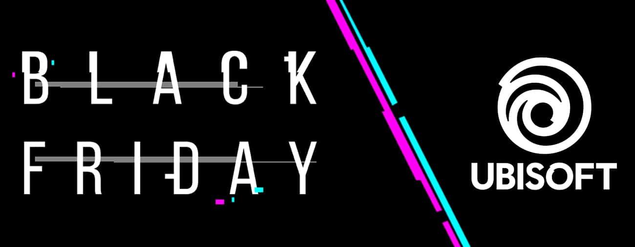 Black Friday Nintendo Switch Ubisoft