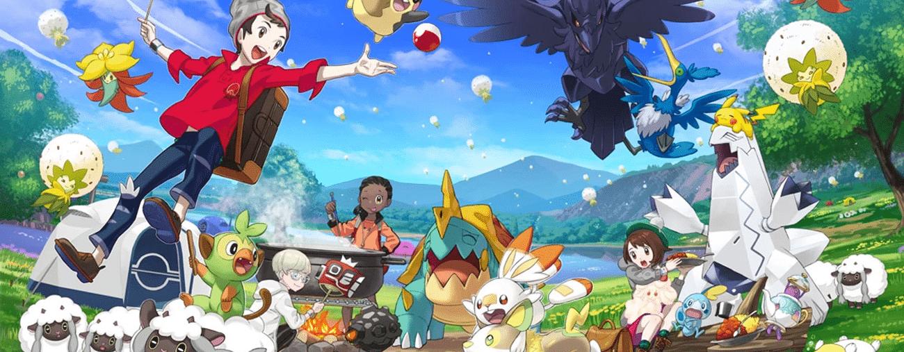 Bannière Pokémon