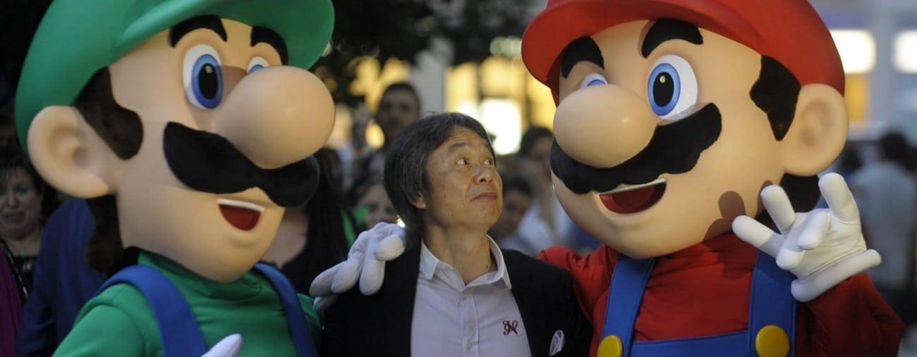 shigeru miyamoto créer de la nouveauté switch
