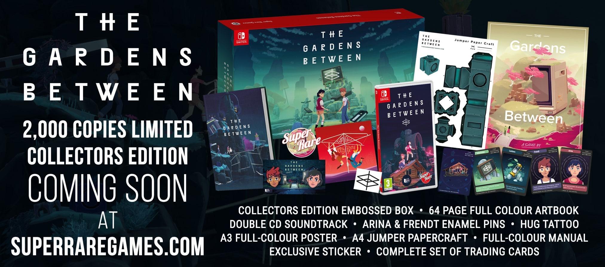 The Garden Between : la version collector